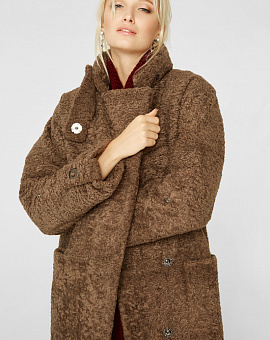 Women's Toup Fur Coat